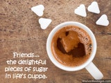 Good Morning Messages for Friends: Quotes and Wishes - World ... #sweetMorningCoffeeQuote