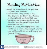 List Of 70 Best Motivational Monday Quotes / Monday Quotation ... #sweatpantsCoffeeQuotes