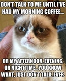 50 Funny Coffee Memes to laugh all the way to the cafe #meWithoutCoffeeQuote