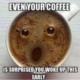 50 Funny Coffee Memes to laugh all the way to the cafe #mayYourCoffeeBeStrongQuote