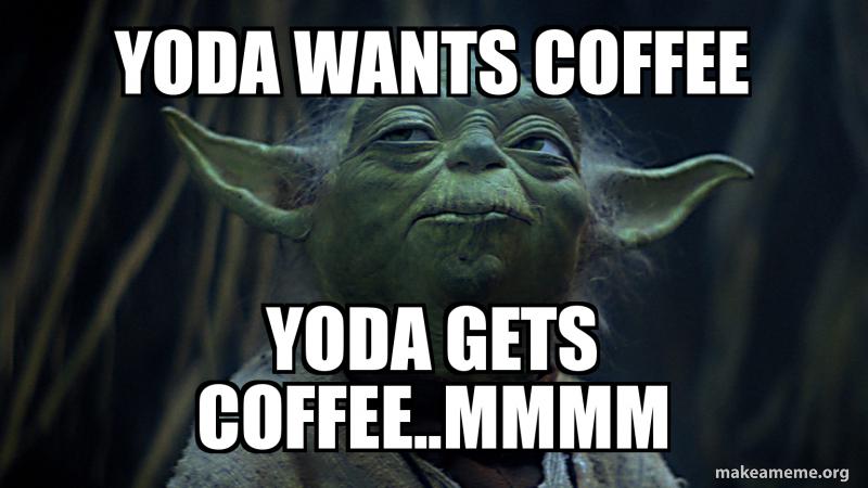 funny yoda meme