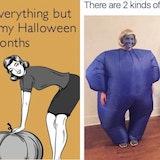 20 Funny Halloween Memes - Hilarious Halloween Joke Images #mayYourCoffeeBeStrongQuote