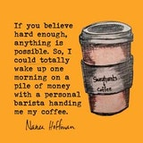 192 Best Sweatpants And Coffee images | Coffee, Coffee quotes ... #sweatpantsCoffeeQuotes