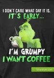 Funny or so me! | Coffee quotes funny, Grinch memes, Coffee quotes #meWithoutCoffeeQuote