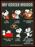 Coffee moods | Coffee quotes, Coffee drinks, Coffee humor #meWithoutCoffeeQuote