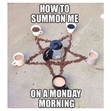 45 Funny Coffee Memes That Will Have You Laughing | Funny monday ... #meWithoutCoffeeQuote