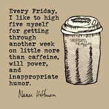 Happy Friday! #coffee #coffeeaddict #coffeelove #deathbeforedecaf ... #sweatpantsCoffeeQuotes