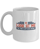 """Amazon.com: Candid Awe - Gifts For Meme Fanatics: """"Look At Me I'm ... #meWithoutCoffeeQuote"""