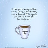 "Sweatpants & Coffee on Twitter: ""All set for Saturday! #coffee ... #sweatpantsCoffeeQuotes"