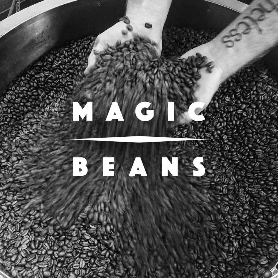 Magic Beans Coffee Roaster