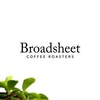 Massachusetts Coffee Roaster - Broadsheet Coffee Roasters
