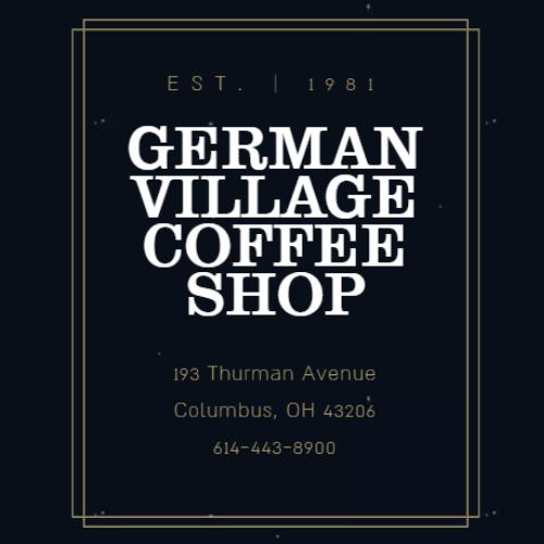 German Village Coffee Shop