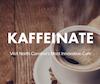 North Carolina Coffee Roaster - Kaffeinate