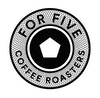 New York Coffee Roaster - For Five Coffee Shop