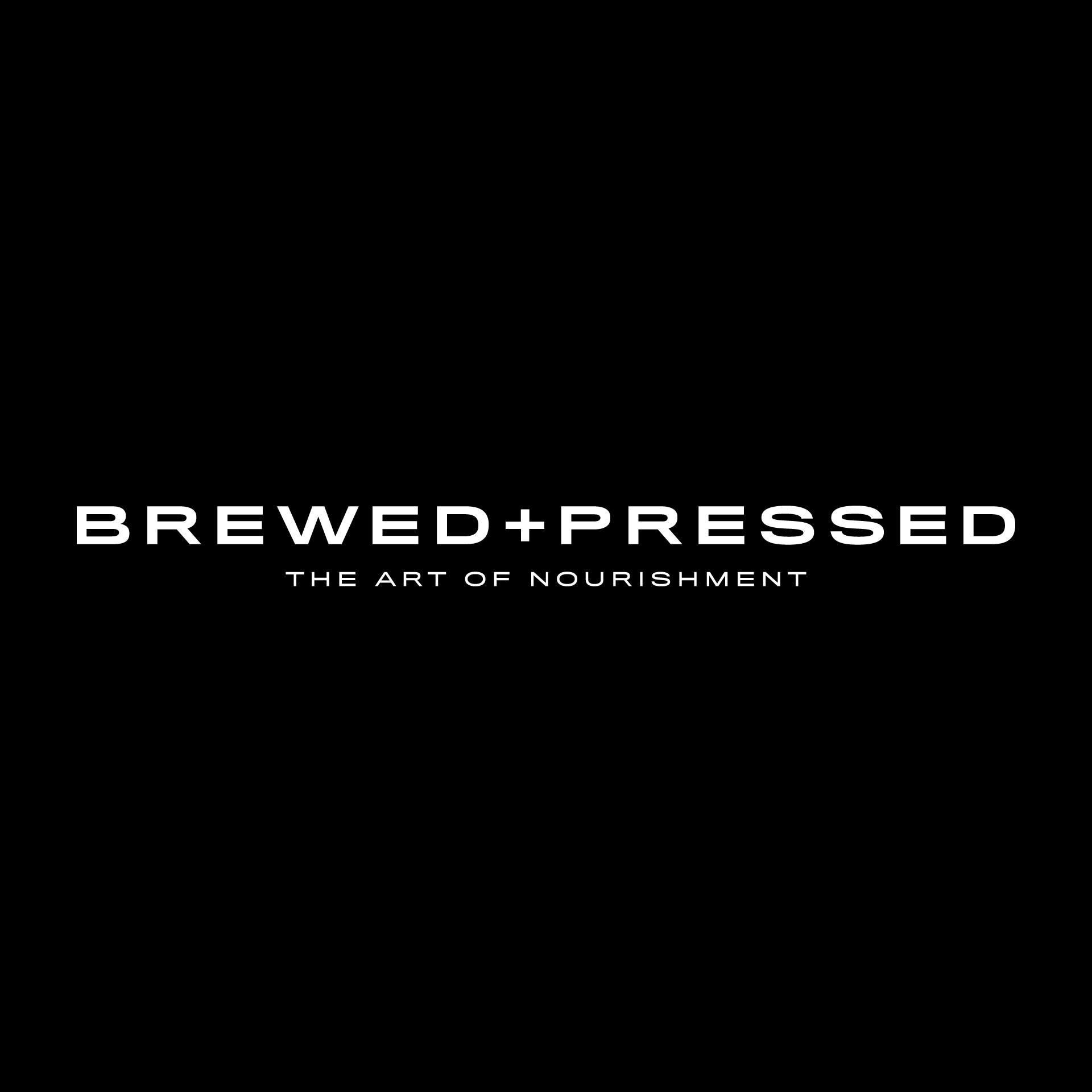 Brewed+Pressed