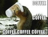 funny coffee coffee coffee image meme