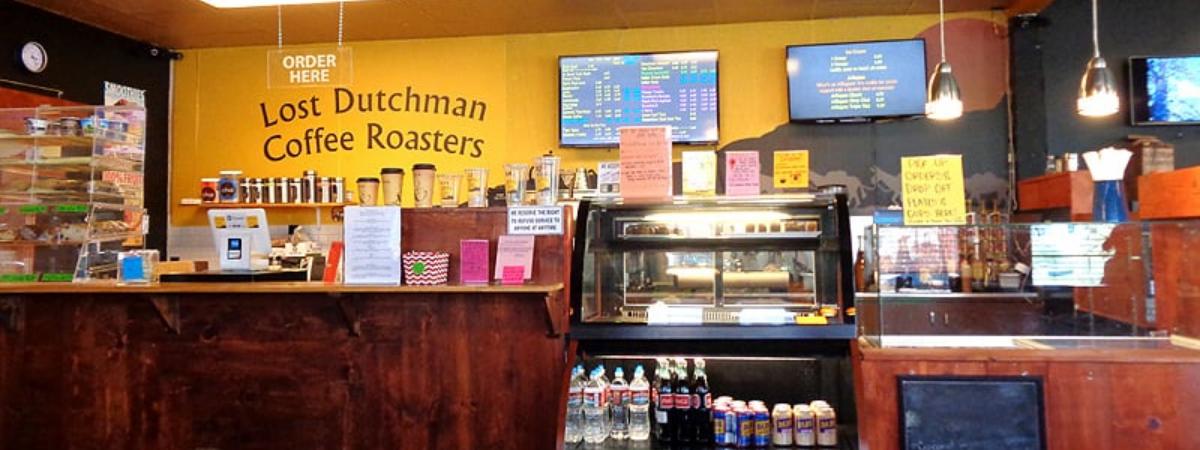 Lost Dutchman Coffee Roasters