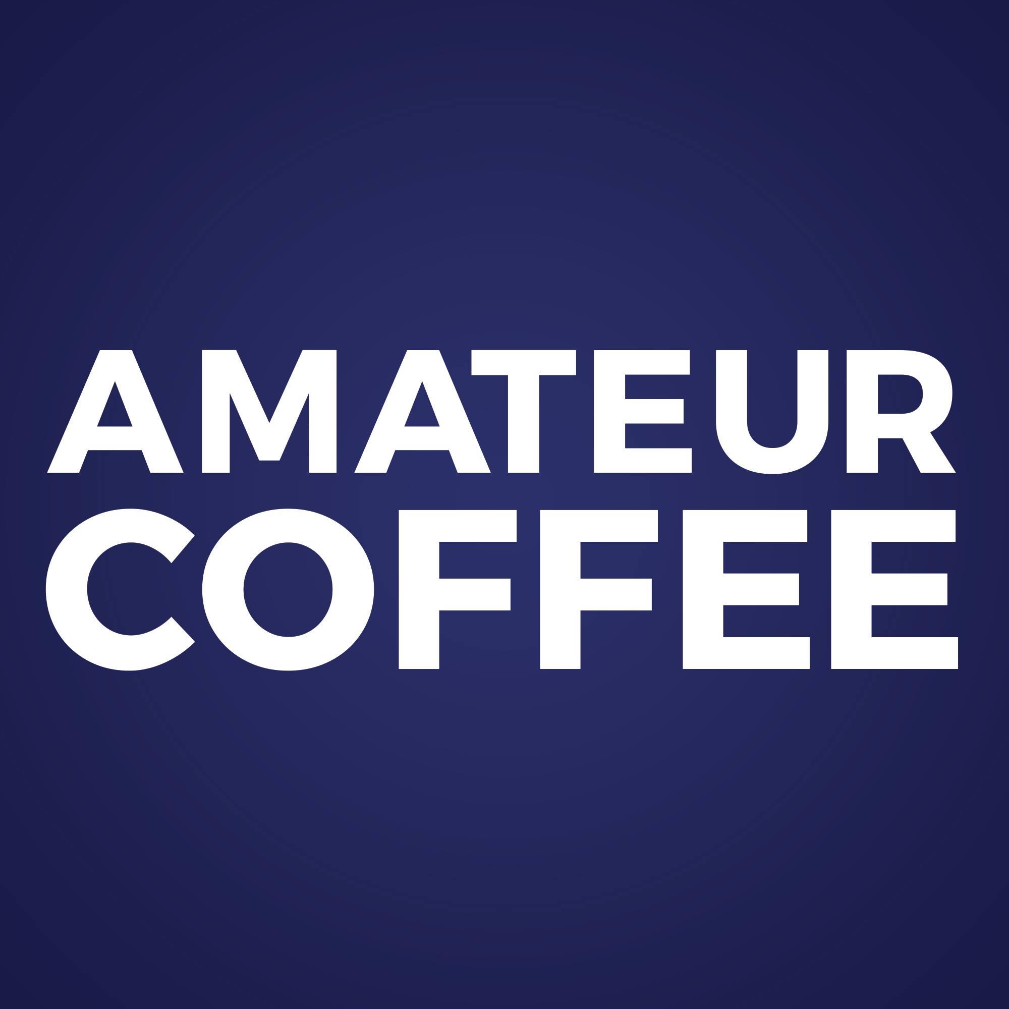 Amateur Coffee