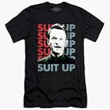 Amazon.com: Suit-Up Legendary Vintage-90s Barney-Stinson Meme ... #coffeeShop