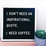 74 Best Coffee Bar Signs images in 2018 | I love coffee, Coffee ... #iLoveCoffee