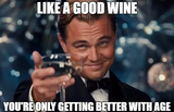 20 Happy Birthday Wine Memes To Help You Celebrate   SayingImages.com #birthdayCoffee