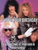Or just the '80's in general   Birthday Memes   Happy birthday ... #birthdayCoffee
