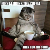 50 Funny Coffee Memes to laugh all the way to the cafe #decafCoffee