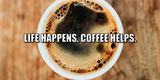 25 Coffee Quotes To Use For Your Instagram Caption When You Need ... #funnyCoffee
