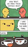 Coffee Meme - Jimp #irishCoffee