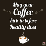 10 Coffee quotes to save your soul at work … | Coffee in 2019… #coffeeBreak