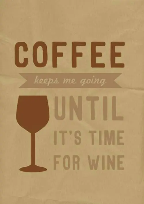 Top 20 Coffee Related Pins / Memes / Quotes | Wine Wisdom | Kaffee ... #coffeeBreak