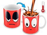 Amazon.com | Heat Sensitive Mug | Color Changing Coffee Mug ... #coffeeBuzz