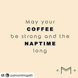 "Brooke Josephson on Twitter: ""#Repost @justmomthings90 Just mom ... #strongCoffee"