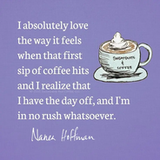 Coffee Addict - It's the First Day in Many When We Don't Need to Celebrate ... #coffeeAddict