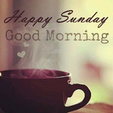 Happy Sunday Love Quotes, Images and Funny Meme - Quotes Square #goodMorningCoffee