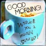 Saturday Coffee - Good morning.. Wishing you a happy saturday #saturdayCoffee