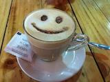 Happy Coffee - happy coffee! - Picture of Vivenda Kafe, Candolim - TripAdvisor #happyCoffee