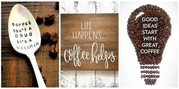 10 Coffee Quotes We All Know To Be True - Funny Quotes About Coffee #coffeeAddict