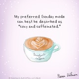 2019 coffee meme & photo about Sweatpants & Coffee on Twitter ... #sweatpantsCoffeeQuotes