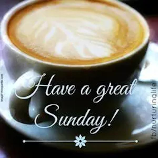 74 Best Sunday coffee images in 2019   Good morning, Bonjour, Domingo #sundayCoffee