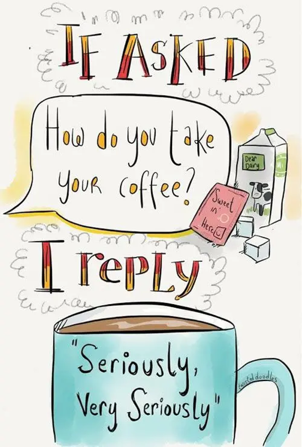 Please let me have my coffee peacefully!!!!!! | miracl3z #coffeeAddict