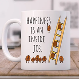 Happy Coffee - Happy Coffee Mug #happyCoffee