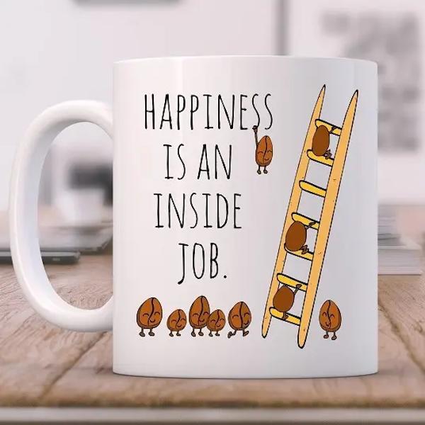 Happy Coffee Mug #happyCoffee