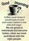 100 Good Morning Quotes with Beautiful Images - Daily Funny Quote #sweetMorningCoffeeQuote