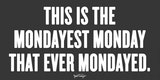 25 Inspirational Quotes & Monday Memes For When You Need A Little ... #mayYourCoffeeBeStrongQuote